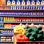 Lucy Sparrow's '80s style supermarket offers 31,000 handmade felt items