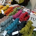 Edinburgh Yarn Festival recap and yarn haul