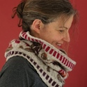 Falling Leaves Cowl by Phil Saul