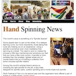 Hand Spinning News Thumbnail