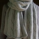 Ancient Stitch Scarf