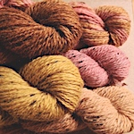 Autumn  mini skeins