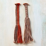 Spinning for bandweaving: three ways to weave
