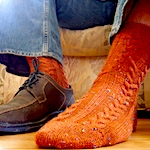 The Brethren Sock by Millard Fontenot
