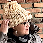 Chloe Kim Chunky Hat by Marly Bird