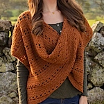 Cinnamon Roll Pullover Sweater by Olivia Kent