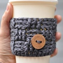 Basket Weave Coffee Sleeve Basket Weave Coffee Sleeve