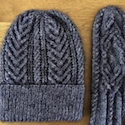 Coral Reef Hat and Magic Mirror Mittens