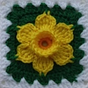 10 crochet flower patterns