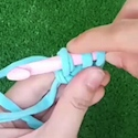 How to crochet an i-cord / french knitting