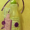 A good-smelling shawl is important to me