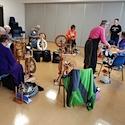 Sarah Wroot workshop