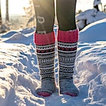 Why should Minnesotans run in wool socks and no shoes? Ask the Finns
