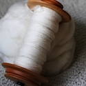 Spinning cashmere