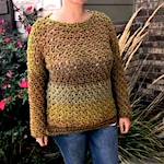 Crochet  Four-Hour Fall Sweater