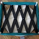 DIY Yarn Swift