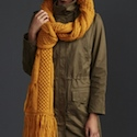 Patons Honey Comb Twist Knit Super Scarf