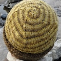 The Humdrum Helix Hat Pattern by Fran Rushworth