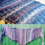 Incendiary shawl