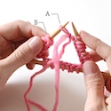 Knit tip: gapless joining in the round