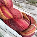 Spindle spun Falkland