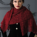 Lucy Westenra's Wrap by Susanna IC