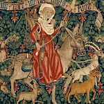 A woman's work was never done: spinning in medieval art