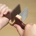Five good reasons to buy and use mini wool combs