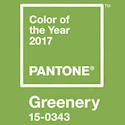 Pantone's color of the year for 2017 is...