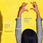 Pantone selects two shades as its colours of the year for 2021