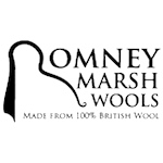 Logo for Romney Marsh Wools