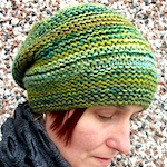 Sarah's Slouch by Woolly Wormhead