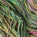 How setting the twist can change the yardage of handspun yarn