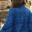 Something Blue – a free knit pattern