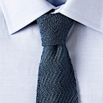 Bolt Threads debuts its first product, a tie made from spider silk