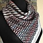 Strawberry Mountain Cowl by Kay Hopkins