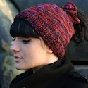 Tea-Cozy Hat by Woolly Wormhead