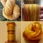 N-plyed sock yarn