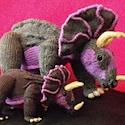 Jurassic Purled: 11 Dinosaur Knitting Patterns