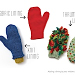 Seven tips for knitting warmer mittens