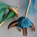 Beginning spinning on a shoestring