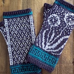 Wishmaker Mitts by Erica Heusser
