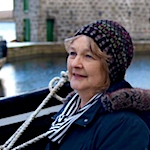 Elizabeth Johnson honoured to be Shetland Wool Week patron