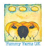 Logo for Yummy Yarns UK